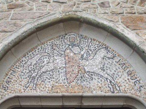 Eglise Saint Jacques de Saint Jacques des Blats