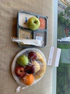Well Fruit Platter from Oasia Novena Hotel team