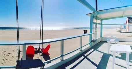 The beauty &  The beach