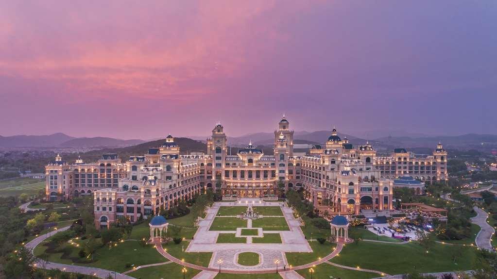 Hilton Dalian Golden Pebble Beach Resort