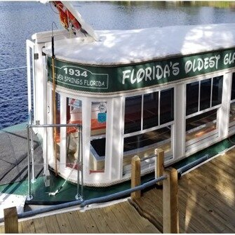 Old Florida Boat Tour
