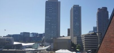 I love Boston! What a view