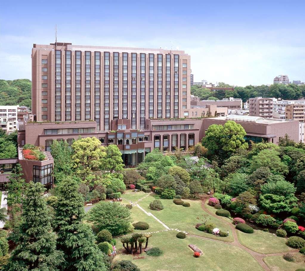 リーガロイヤルホテル東京