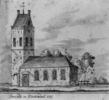 Hervormde Kerk Ferwouda