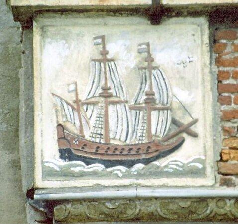 Het Scheve Huis Van Medemblik (1640)