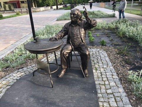 Pomnik Leopolda Kozłowskiego-Kleinmana