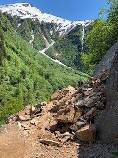 Perseverance Trailhead