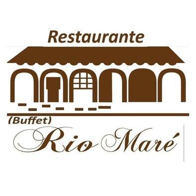 LOGOMARCA RESTAURANTE RIO MARE