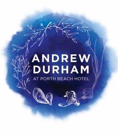 Andrew Durham at Porth Beach Hotel