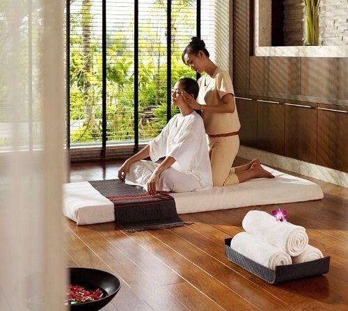 Traditional Thai Massage in Thai Spa London.