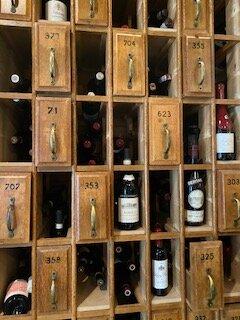 Wall o wine