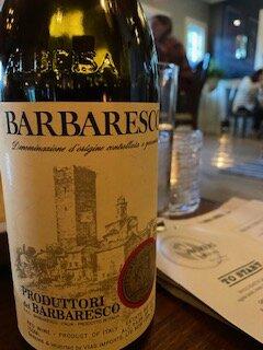 Produttori Barbaresco-Drank well above its price point