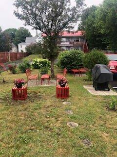 Nice garden to sit in