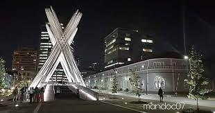 Monumento do Soldado Desconhecido vista de noite