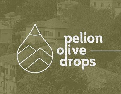 Pelion Olive Drops