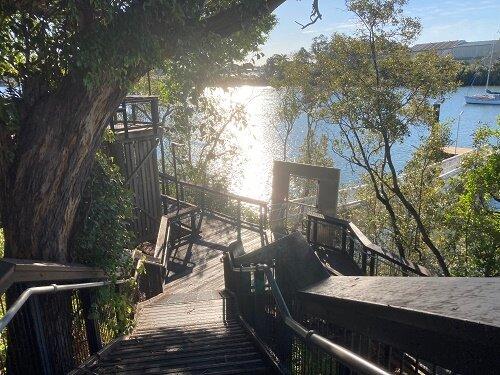 Riverside Boardwalk