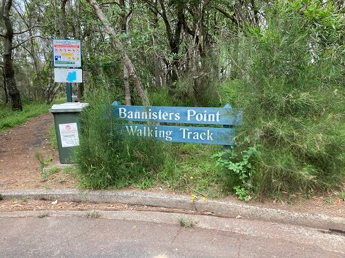 Bannister's Point Walking Track