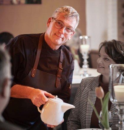Pim Kleinrensink, Chef en eigenaar met passie voor het vak.