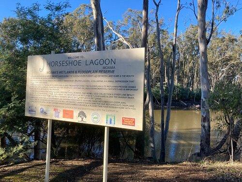 Horseshoe Lagoon Nature Reserve