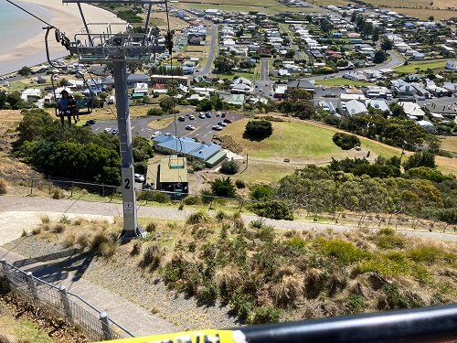 Fishermans Wharf Lookout