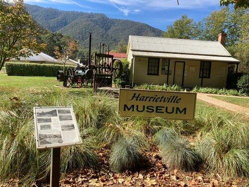 Harrietville Museum & History