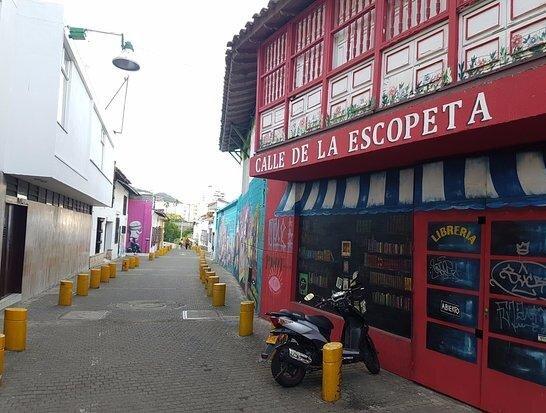 Calle De La Escopeta