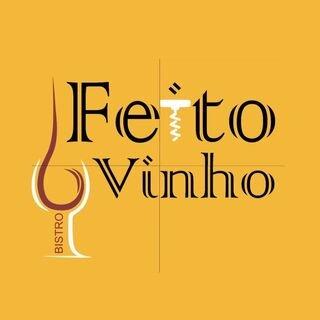 Logomarca Feito Vinho