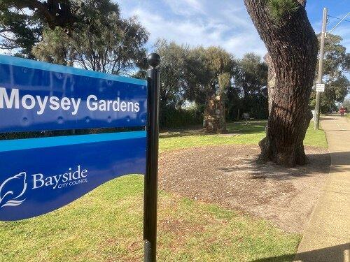 Moysey Garden Memorial