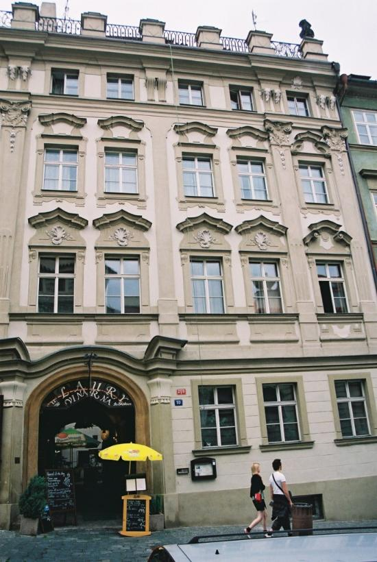 Rooms in Prague