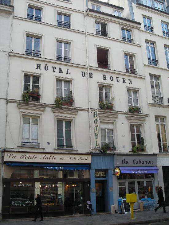 hotel de rouen paris france reviews photos price comparison tripadvisor. Black Bedroom Furniture Sets. Home Design Ideas