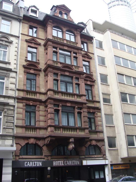 Carlton Hotel - Frankfurt
