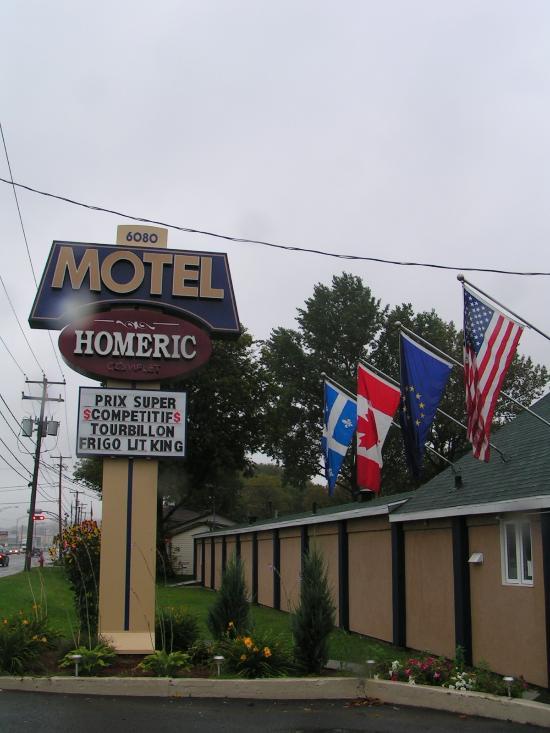 Motel Homeric