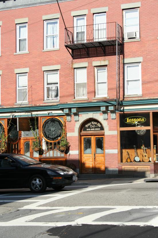 Brass Rose Inn