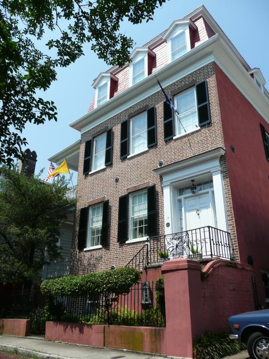 15 Church Street Bed & Breakfast - Phillips-Yates-Snowden House