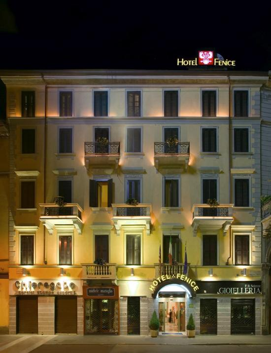 hotel fenice milano prezzi e recensioni