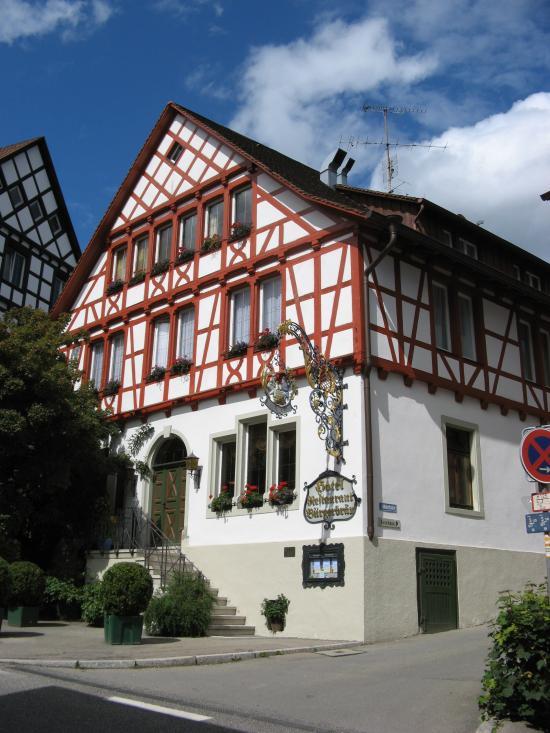 Hotel Restaurant Burgerbrau