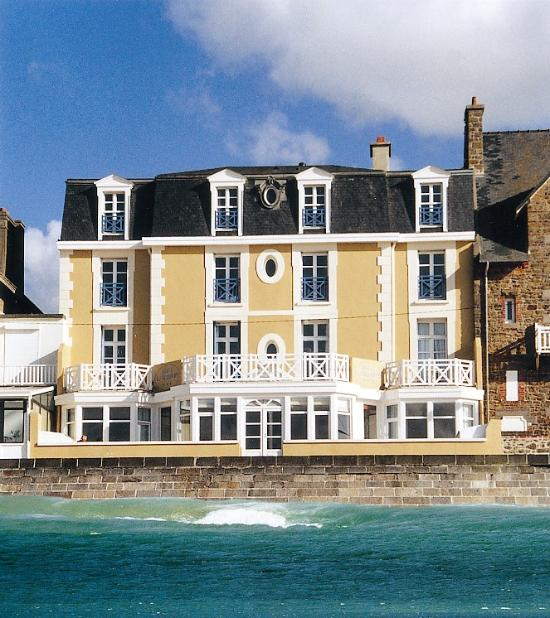 Hotel beaufort saint malo voir les tarifs 376 avis et for Hotels saint malo