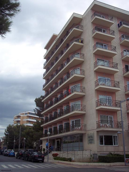 Leman majorque playa de palma voir les tarifs et avis for Tarifs hotel