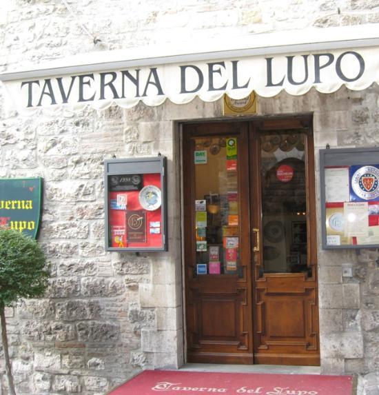 Ristorante taverna del lupo in perugia con cucina cucina umbra - Cucina 89 gubbio ...