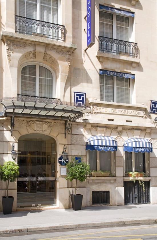 Timhotel Palais Royal Paris France