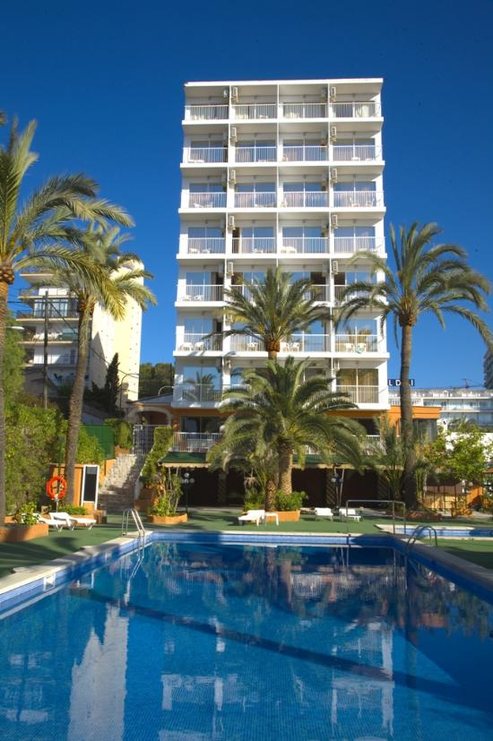 Hotel Mirablau Palma De Mallorca Majorca Reviews