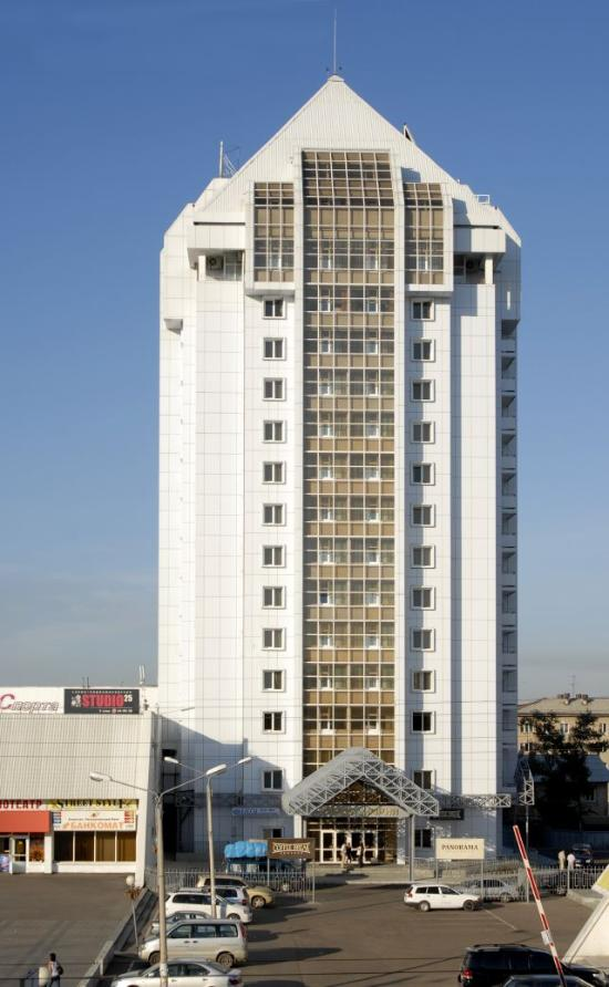 Sagaan Morin Hotel