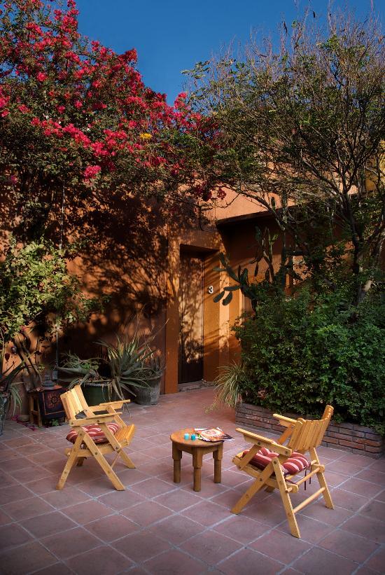 Hostal Casa del Sol Oaxaca