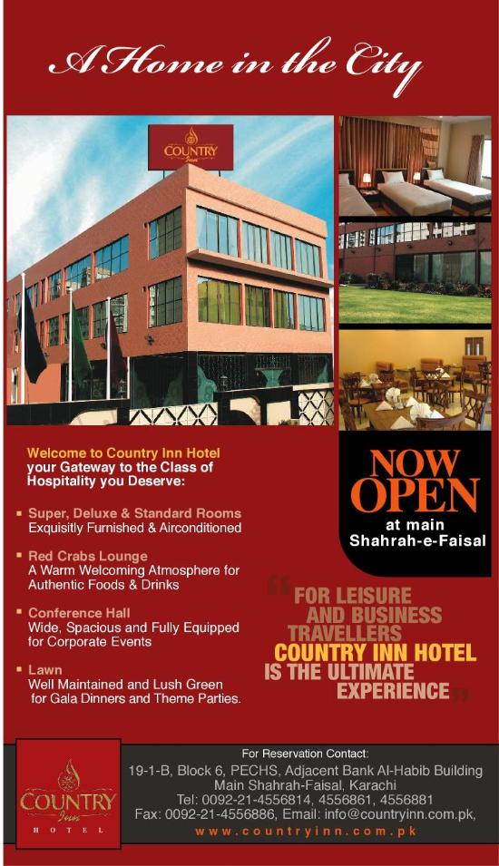 Country Inn Hotel