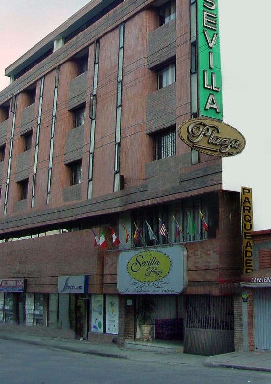 Hotel Sevilla Plaza