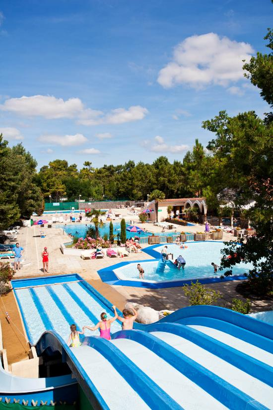 Siblu Villages Le Bois Dormant (Saint Jean de Monts, Vendee, France) Campground Reviews  # Hotel Le Bois Dormant