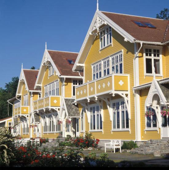 索尔斯特朗巴德酒店