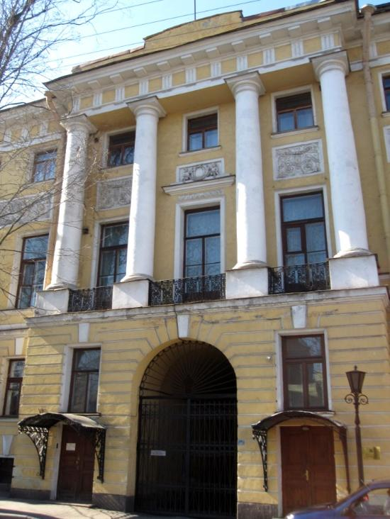 History Hotel On Kanala Griboedova