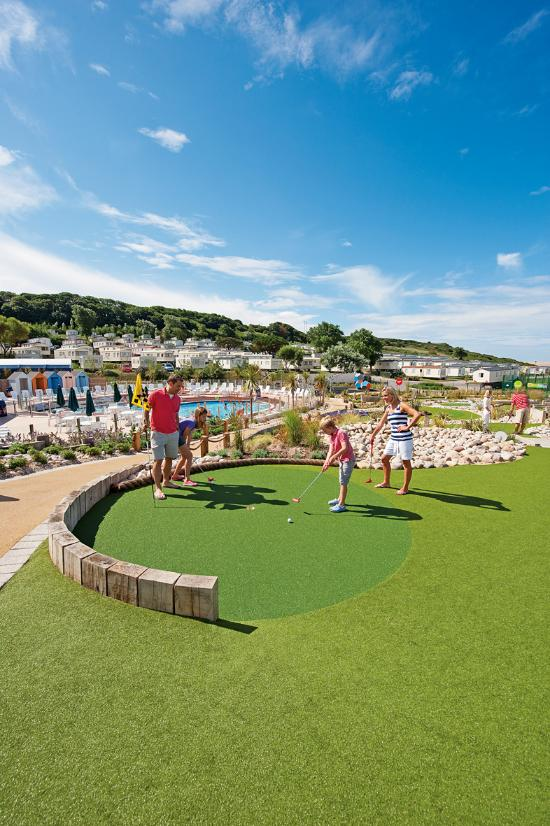 Littlesea Holiday Park - Haven