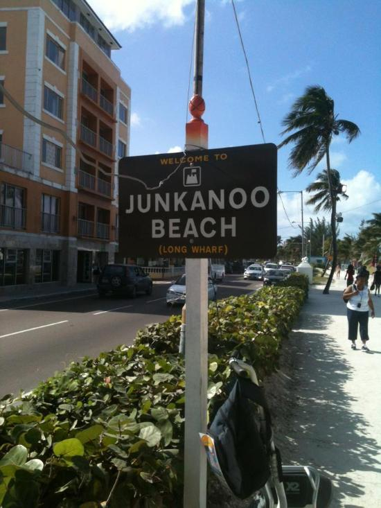essay about junkanoo